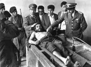 Freddy Alborta Trigo - Che Guevara's Corpse (1967)[2]